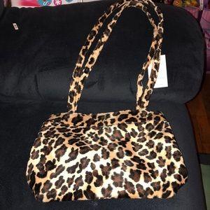 Handbags - BRAND NEW LEOPARD PRINT BAG 🐆🐆🐆